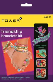Tower Kids Be A Designer - Friendship Bracelets Kit