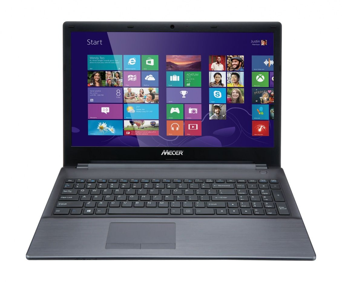 mecer xpression w950au i5 laptop