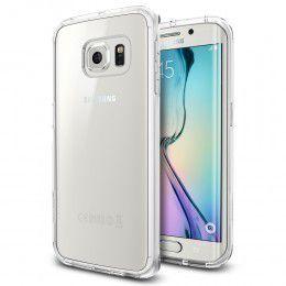Spigen Case Ultra Hybrid for Samsung S6 Edge - Crystal Clear