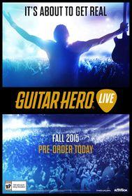 Guitar Hero Live (Software + Guitar) (PS3)