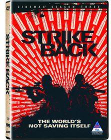 Strike Back: Cinemax Season 3 (DVD)
