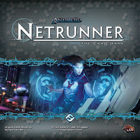 Android Netrunner LCG (Living Card Game)