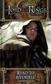 Lord Of the Rings The Card Game - The Road to Rivendell
