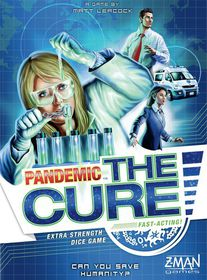 Pandemic The Cure (stand alone)