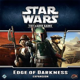 Star Wars The Card Game - The Edge Of Darkness