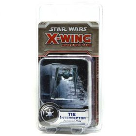 Star Wars X -Wing Miniatures Game - TIE Interceptor Expansion Pack