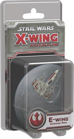 Star Wars X-Wing Miniatures Game - E-Wing Expansion Pack