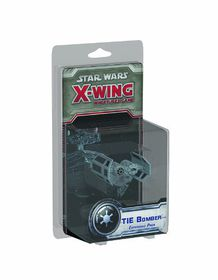 Star Wars X-wing Miniatures Game - TIE Bomber Expansion Pack