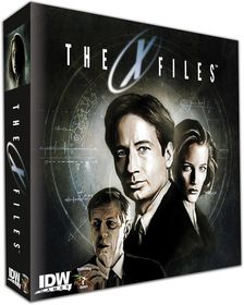 X-Files The Boad Game