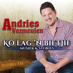 Andries Vermeulen - Ko Lag n Bietjie (CD)