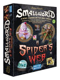 Small World: Expansion - A Spider's Web