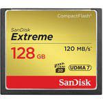 SanDisk 128GB Extreme Compact Flash Card