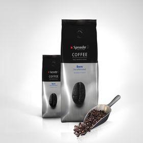 Sprada Bern Decaffeinated 1kg Coffee Beans - 10 Pack