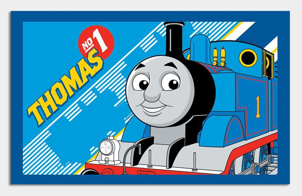 Charming Thomas The Tank Engine Area Rug. Loading Zoom