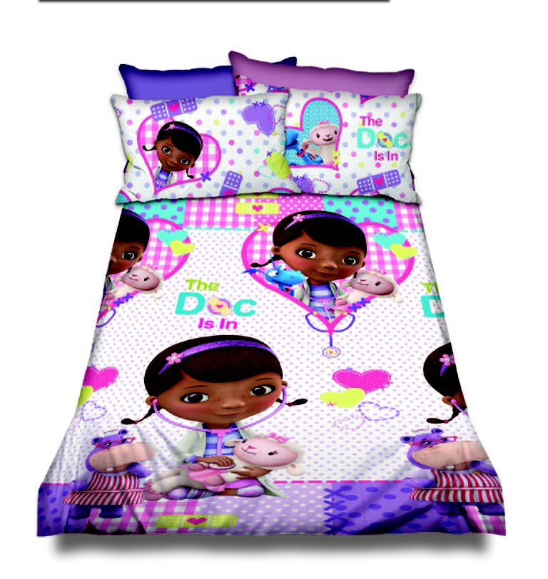 Doc Mcstuffins Duvet Cover Set Loading Zoom
