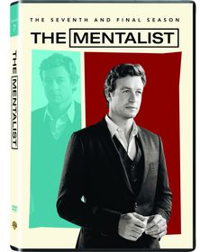 The Mentalist Season 7 (DVD)