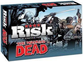 The Walking Dead: Risk - Board Game