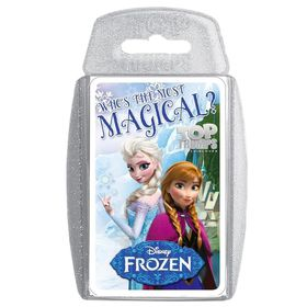 Top Trumps - Frozen UK