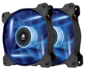 Corsair SP120 Air High Static Pressure 120mm Fan (Twin Pack) - Blue
