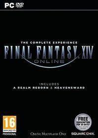 Final Fantasy XIV: Heavensward + A Realm Reborn Bundle (PC)