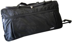 Voss 2 Wheeler Trolley Duffel 76cm - Black
