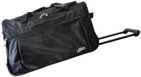 Voss Weave Nylon 2 Wheeler 56cm - Black
