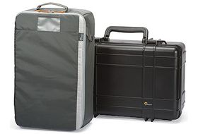 Lowepro Hardside 400 Video Hard Case with Removable Backpack