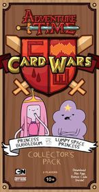 Adventure Time Card Wars Princess Bubblegum vs Lumpy Space Princess