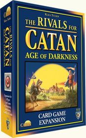 Catan: The Rivals for Catan exp - Age of Darkness