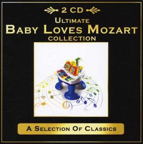 Ultimate Baby Loves Mozart - Various Artists (CD)