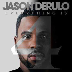 Jason Derulo - Everything is 4 (CD)
