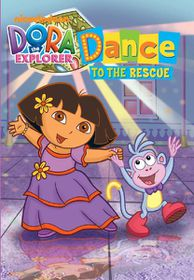Dora The Explorer: Dance to The Rescue (DVD)