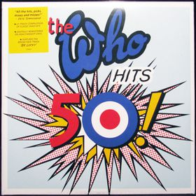 The Who - The Who Hits 50! (Vinyl)