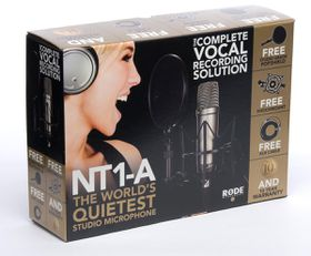 Rode NT1A Studio Condensor Mic Kit