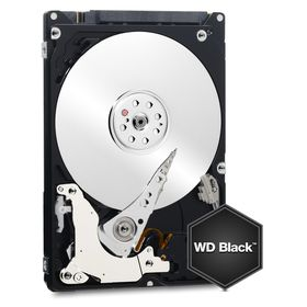 "WD Black Mobile 500GB 2.5"" SATA 6Gb/s Internal Hard Drive"