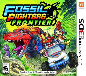 Fossil Fighters: Fronteir (3DS)