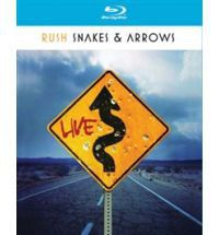Rush: Snakes and Arrows - (Import Blu-ray Disc)