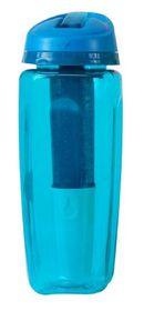 Coolgear - 710ml Ez Freeze Pure Water Bottle - Blue