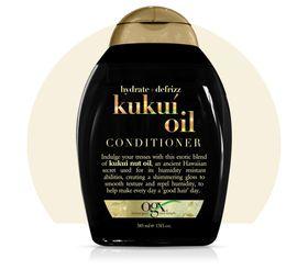 OGX Defrizz Kukui Oil Conditioner - 385ml
