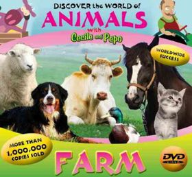 Discover the World of Animals:Farm - (Region 1 Import DVD)