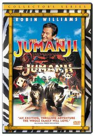 Jumanji:Collector's Series - (Region 1 Import DVD)