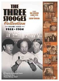 Three Stooges:Collection 1952-1954 - (Region 1 Import DVD)