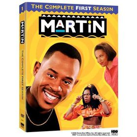 Martin:Complete First Season - (Region 1 Import DVD)