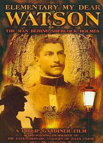 Elementary My Dear Watson:Man Behind - (Region 1 Import DVD)