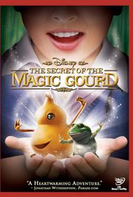 Secret of the Magic Gourd (DVD)