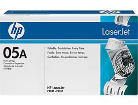 HP CE505A Black Toner