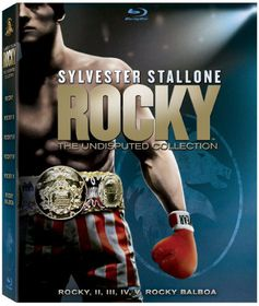 Rocky: The Complete Saga - (parallel import)
