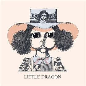 Little Dragon - (Import CD)