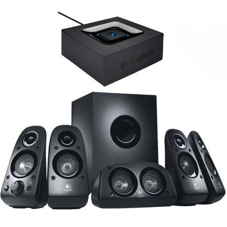 0caaadc1cb6 Logitech Z506 Speaker & Bluetooth Adapter Bundle | Buy Online in ...