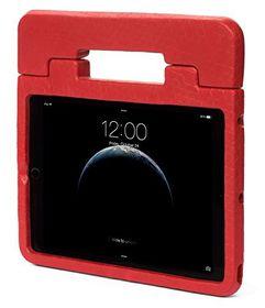 Kensington SafeGrip Rugged Case for iPad Air and iPad Air 2 - Red